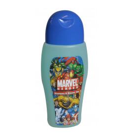 Marvel Héroes gel de baño 250 ml.