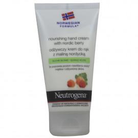 Neutrogena hand cream 75 ml. Nordic Berry.