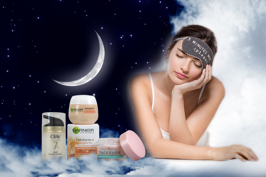 Should we use creams day and night?