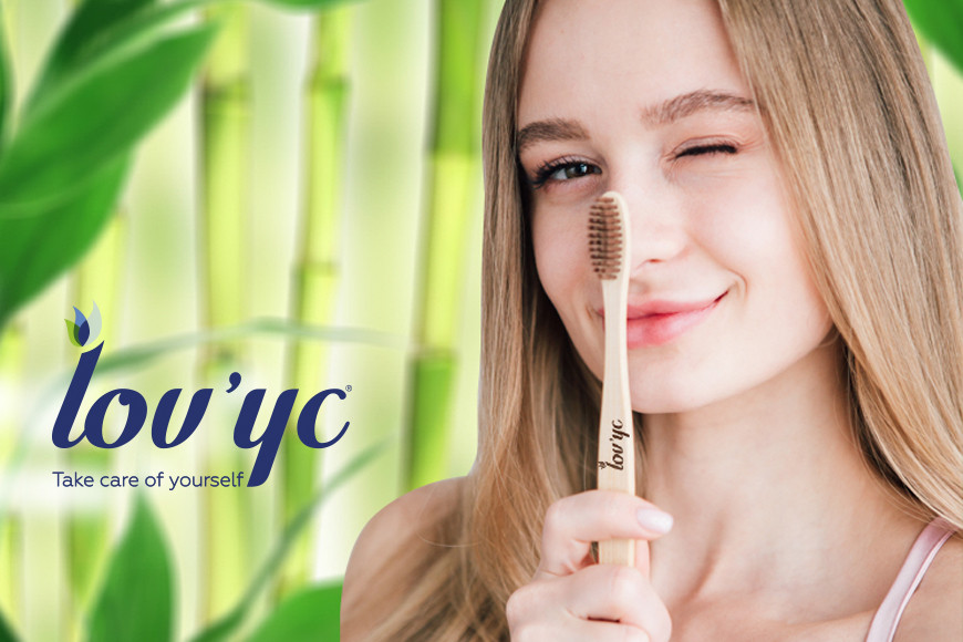 The best option for your smile and our planet!